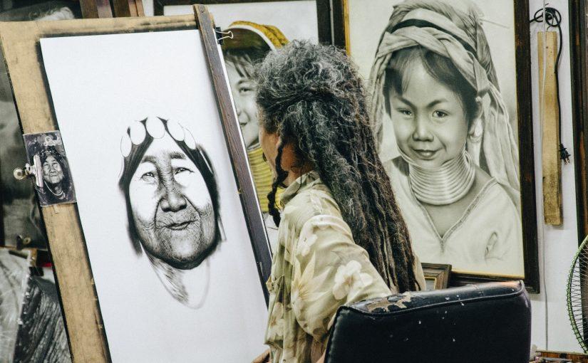 От 20 до 30 заявок в день в нише портреты на заказ (Кейс, отзыв Soc Master)
